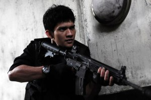 Iko Uwais as Rama