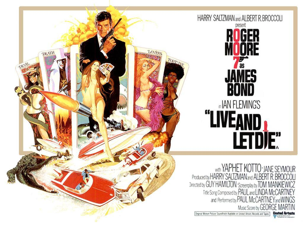 james bond blu-ray reviews – live and let die | mycreativeramblings