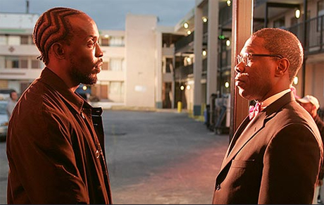 Omar and Brother Mouzone
