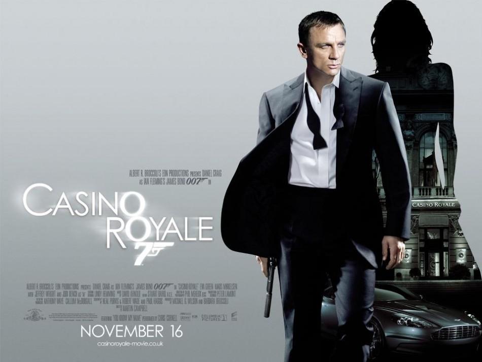 reviews blu ray casino royale