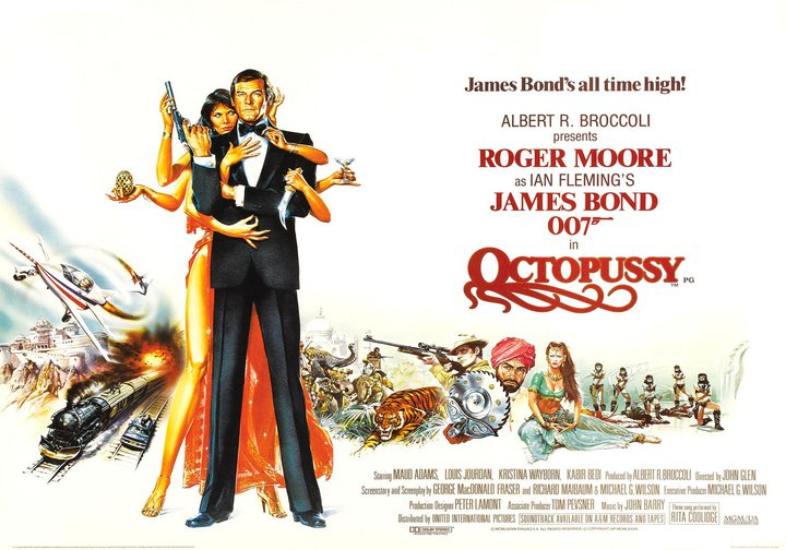 octopussy_poster