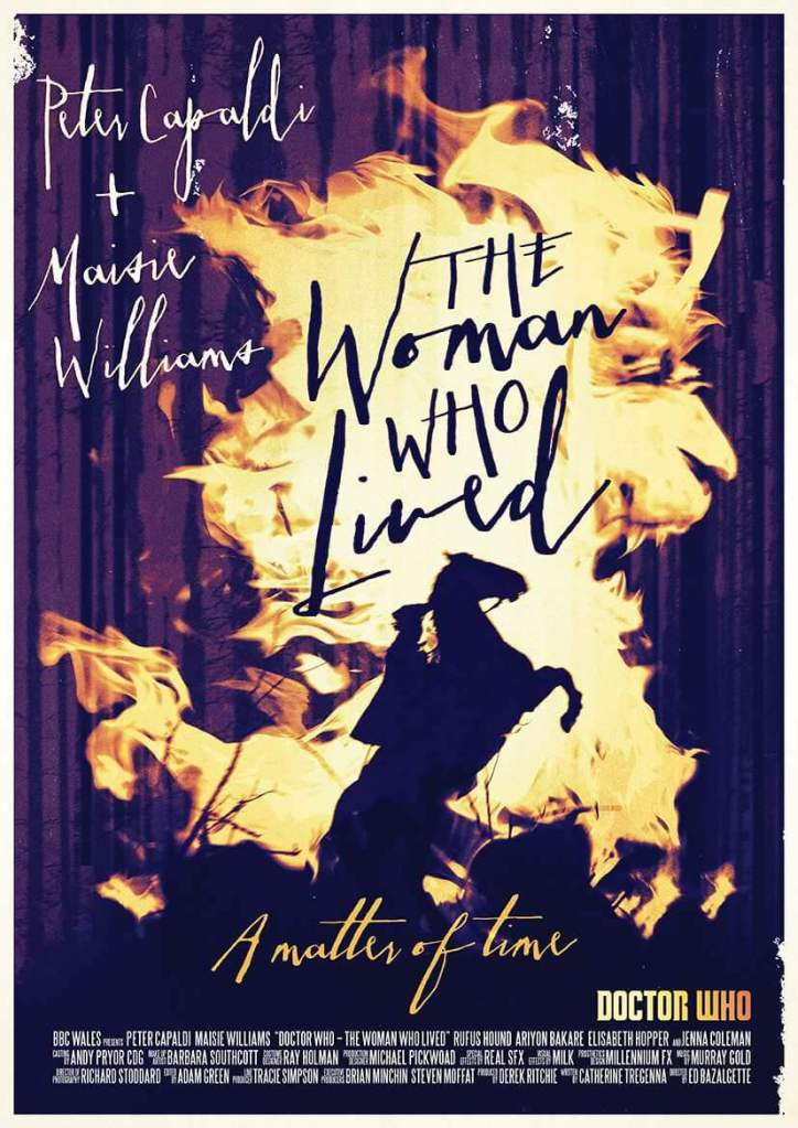 doctor-who_s09_the-woman-who-lived_retro-poster