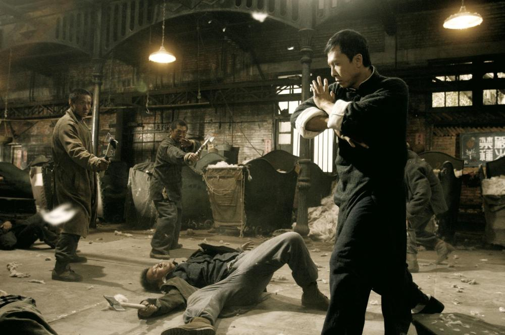 Image result for ip man 2008