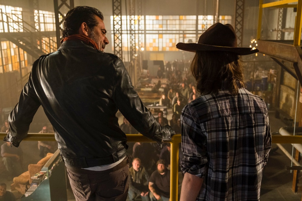 Negan and Carl.jpg