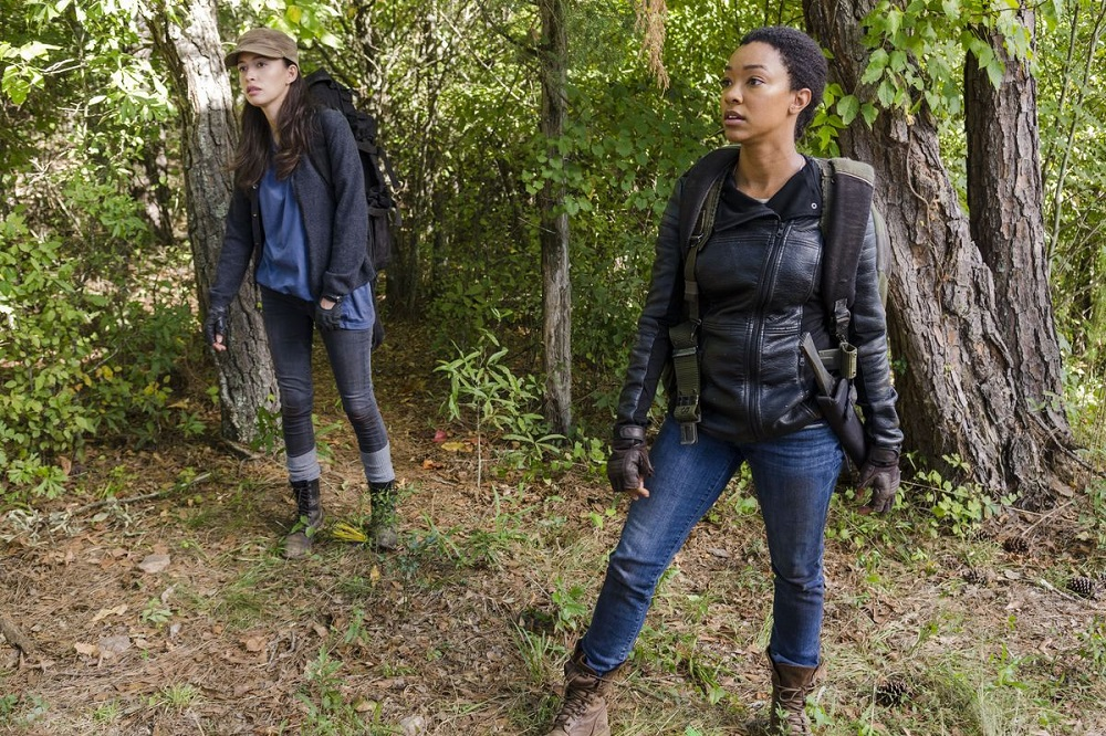 Rosita and Sasha