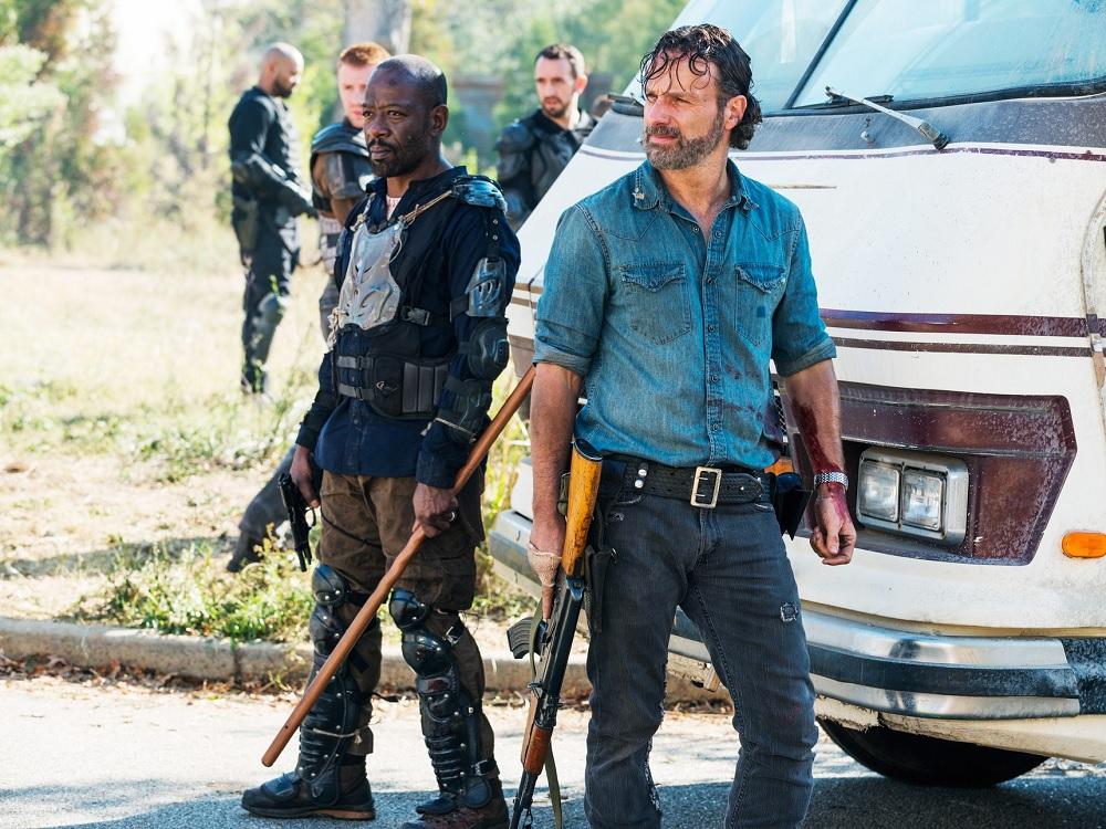 Morgan and Rick