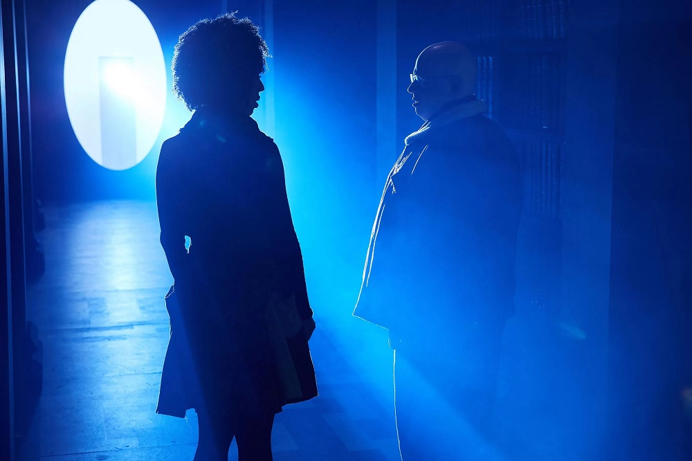Bill and Nardole