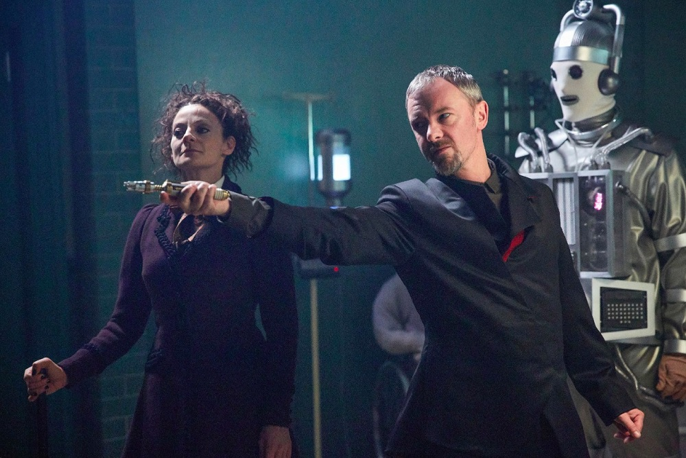 Missy and The Master