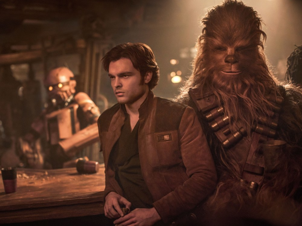 star wars solo review