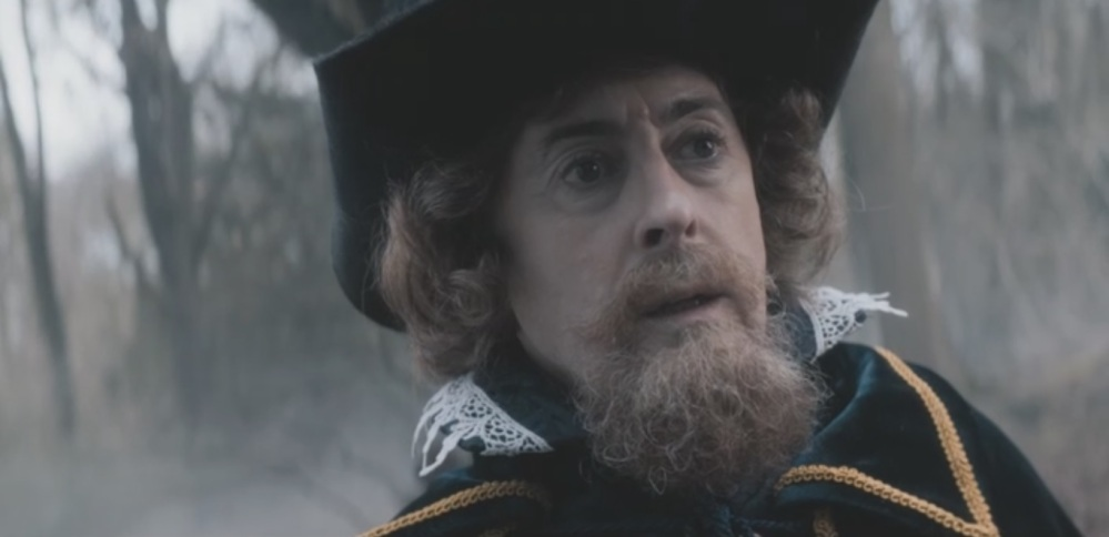 Alan Cumming as James I