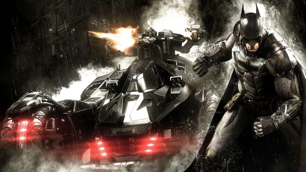 CR Arkham Knight
