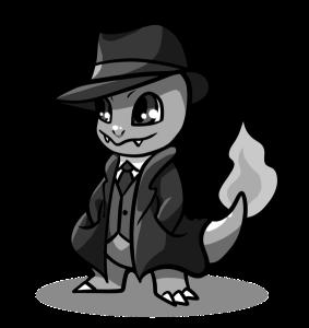 The Hitokage Detective Agency (Charmander Story #1)